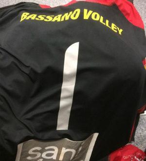 Bassano Volley maglietta n.1