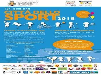 Città dello Sport 2018
