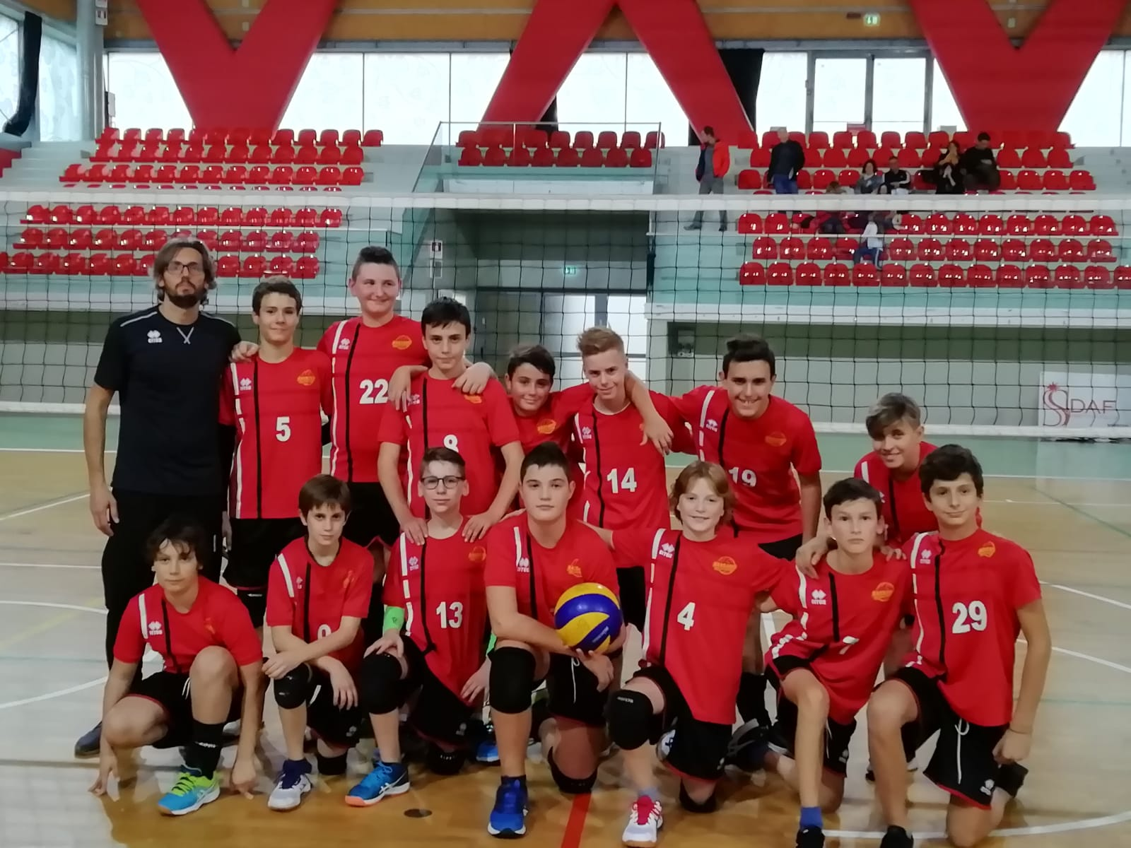 Under 14 Dragons Bassano