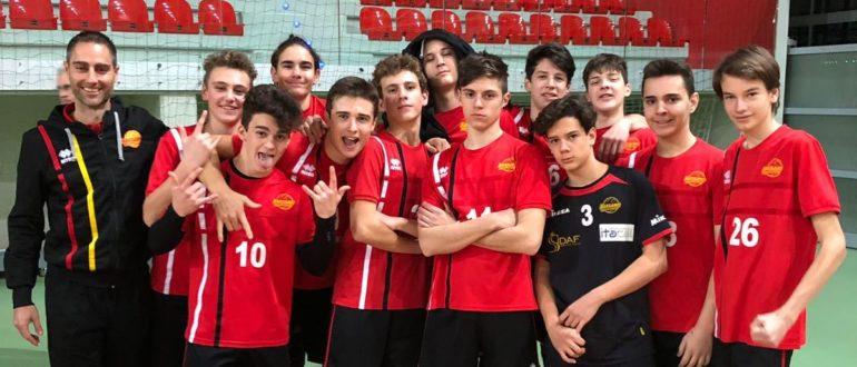 U16 in regione
