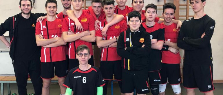 U16 vittoria ad Altair